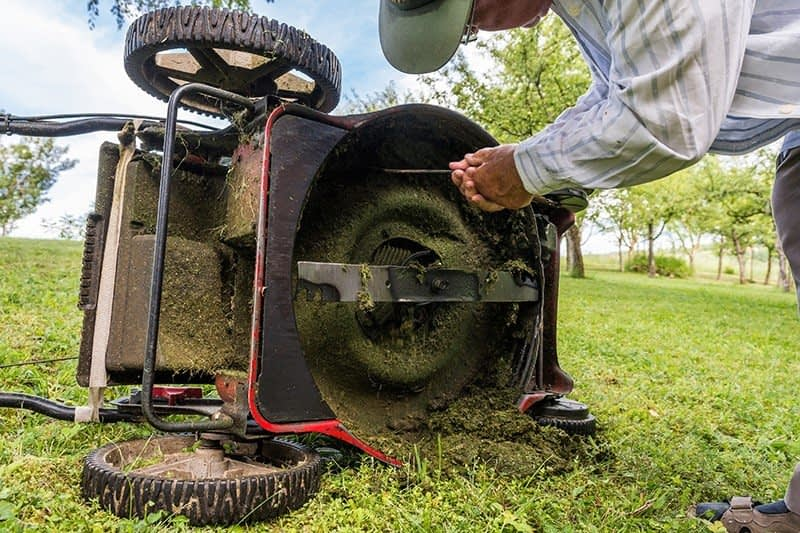 Winter Maintenance for Your Lawn Mower